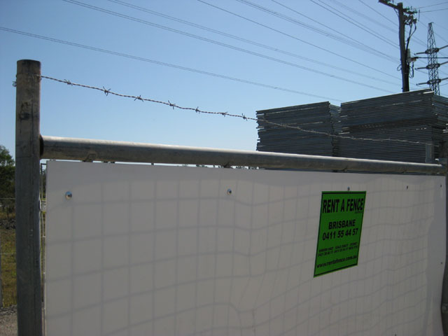 barbed wire, barbed wire fencing